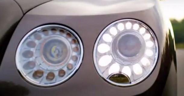 Bentley varsler ny Flying Spur – Video