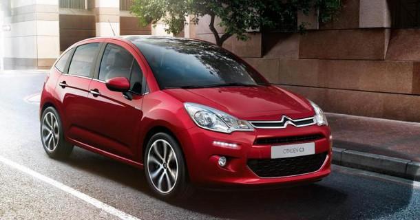 Citroën sænker priserne på C3