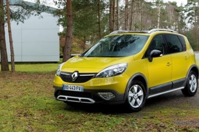 Renault Scenic Xmod crossover