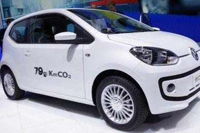 Volkswagen eco up! 2013