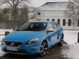 Volvo V40 T5 R-Design test