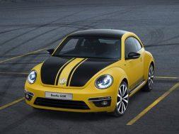 VW Beetle 2.0 TSI GSR