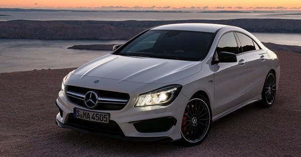 Fattigrøvs CLS AMG – Mercedes CLA45 AMG – Video