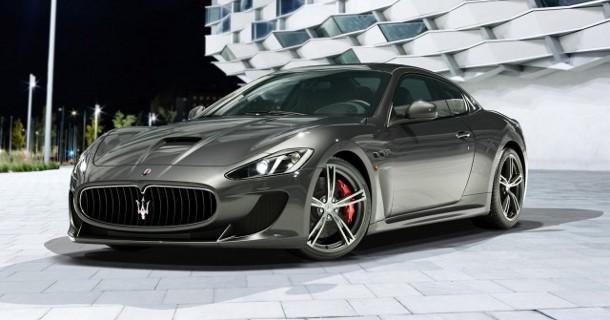Maserati GT MC Stradale – nu med bagsæder