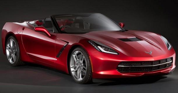 Corvette C7: Nu uden tag