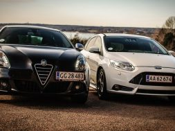 Alfa Romeo Giluetta QV test