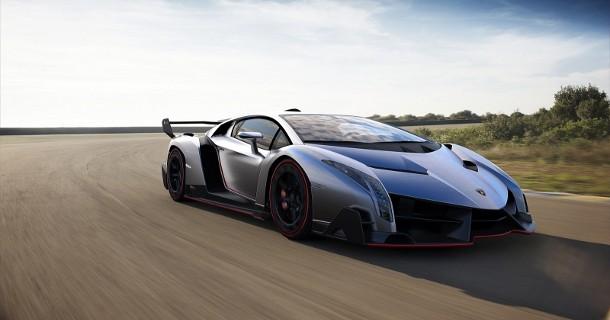 Lækkede billeder af Lamborghini Veneno