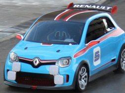 Renault TwinFun afløser til Renault 5 Turbo