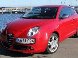 Alfa Romeo MiTo Twinair test