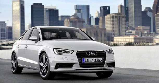 Audi A3 Limousine kommer til efteråret