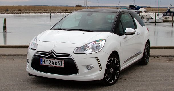 Test: Citroën DS3 eHDi 115 Sport