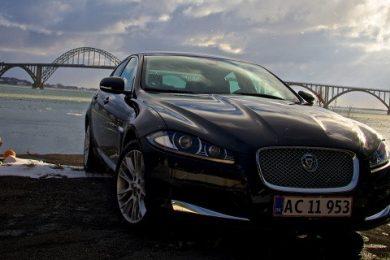 Beskatningspriser på Jaguar XF