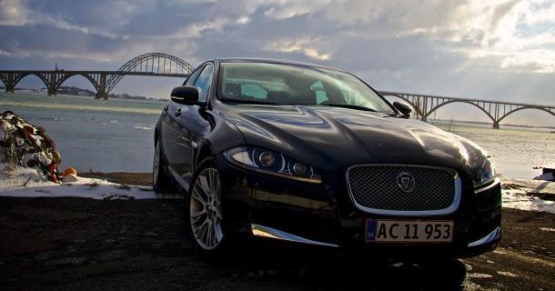 Kviktest: Jaguar XF 2.0 i4 Portfolio