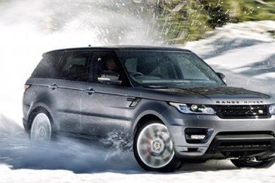 Den nye Range Rover Sport