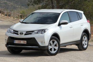 Den nye Toyota RAV4