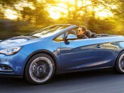 Opel Cascada first drive