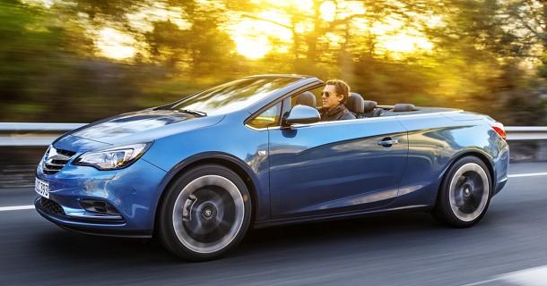 First drive: Opel Cascada