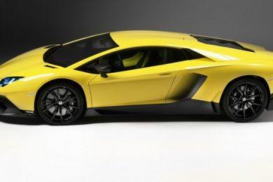 Lamborghini Aventador LP 720-4 50o Anniversario jubilæum