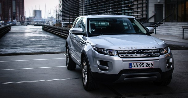 Kviktest: Range Rover Evoque 2.2 TD4 Pure
