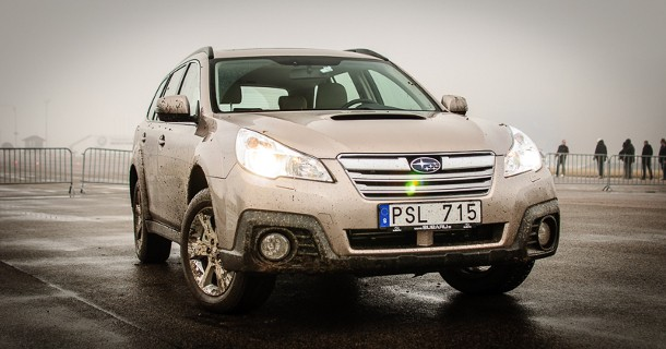 First drive: Subaru Outback 2.0D Lineartronic