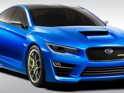 Subaru WRX koncept