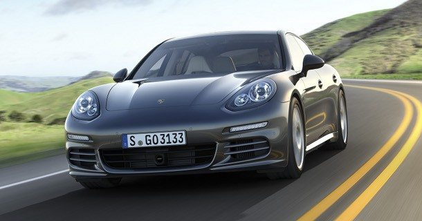 Porsche Panamera kan nu klare 32,2 km/l – Video