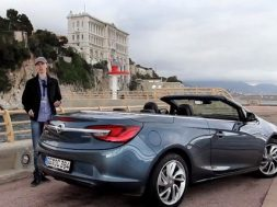 Opel Cascada videotest