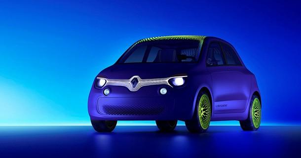 Fremtidens Renault minibil