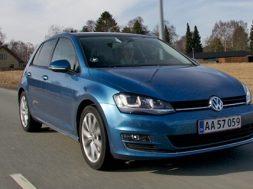 30 millioner eksemplarer af VW Golf bygget i Wolfsburg