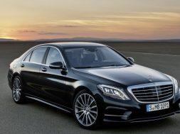 Ny Mercedes S-klasse