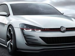 VW Vision Design GTI