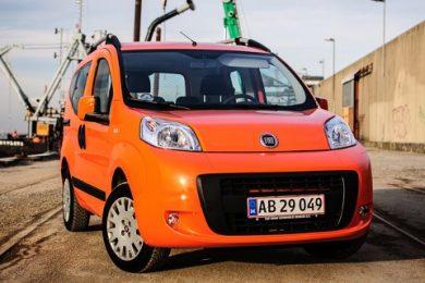 Fiat Qubo 1.4 Dynamic