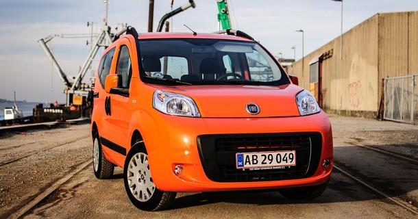 Test: Fiat Qubo 1.4 Dynamic
