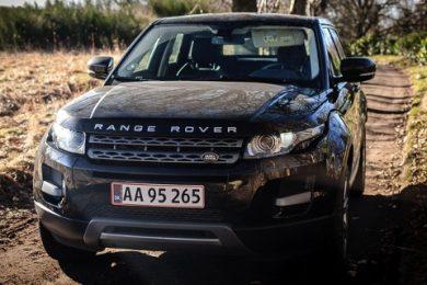 Range Rover Evoque Si4 Pure