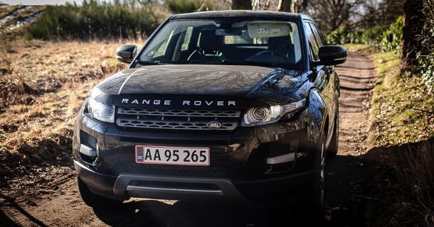 Kviktest: Range Rover Evoque 2.0 Si4 Pure