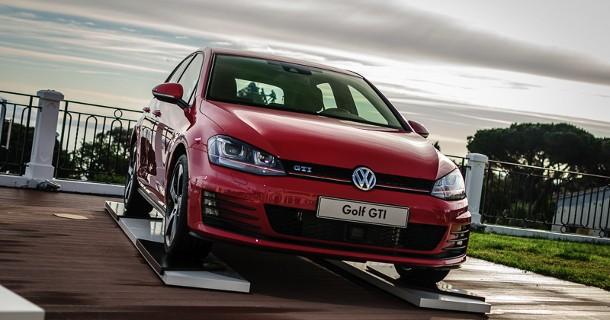 First drive: VW Golf GTI