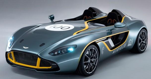 Aston Martin fejrer 100 år