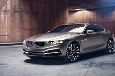 BMW Gran Lusso Coupé Concept