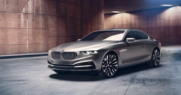 Forsmag på mulig en BMW 8-serie