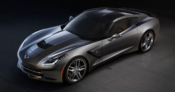 Chevrolet offentliggør fabrikstal om Corvette Stingray