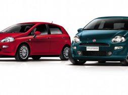 Fiat Punto 2013 facelift