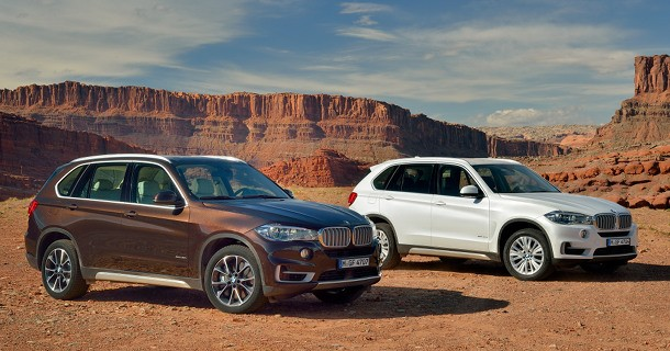 Mød den nye BMW X5