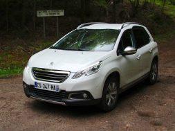 Succesfuld lancering af Peugeot 2008