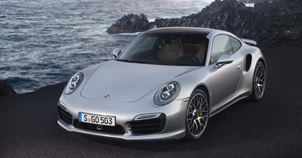 Ny Porsche 911 Turbo og 911 Turbo S