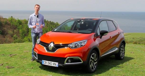 Videotest af Renault Captur