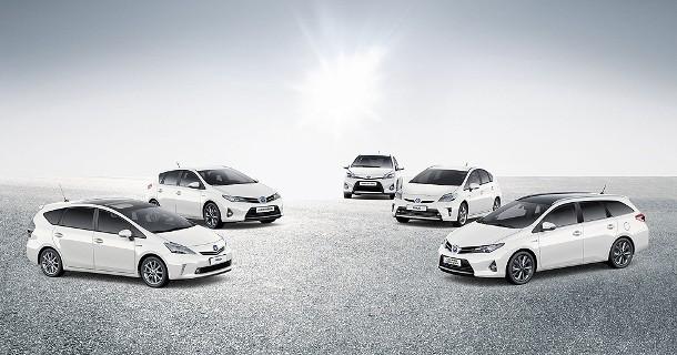 Toyota runder fem millioner solgte hybridbiler