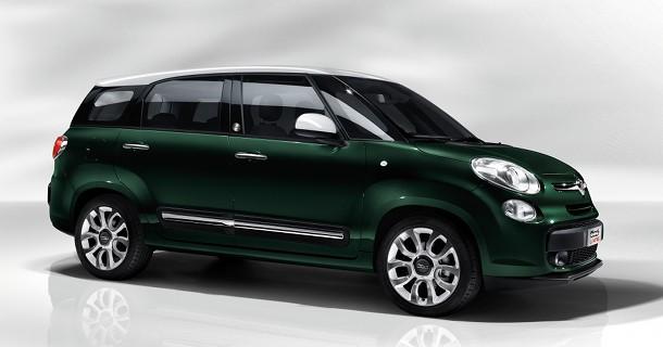 Fiat 500L Living er XL