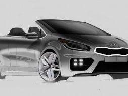 Kia pro_ceed GT Cabriolet