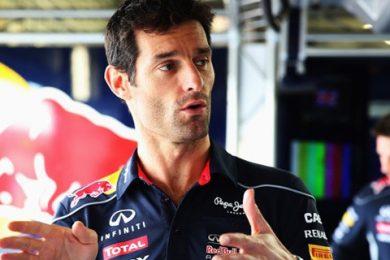 Mark Webber siger farvel til Red Bull