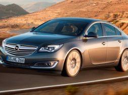 Ny faceliftet Opel Insignia